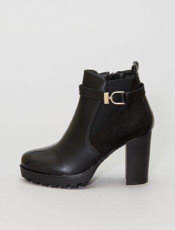 Boots hauts talons