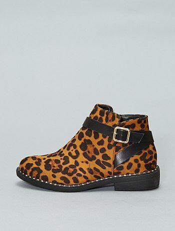 Soldes boots femme, bottines plates ou à talons pour femme pas cher ... f70aafe3b35c