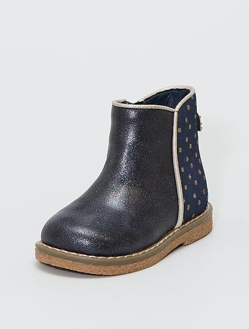 Boots 'Lulu Castagnette'                             BLEU