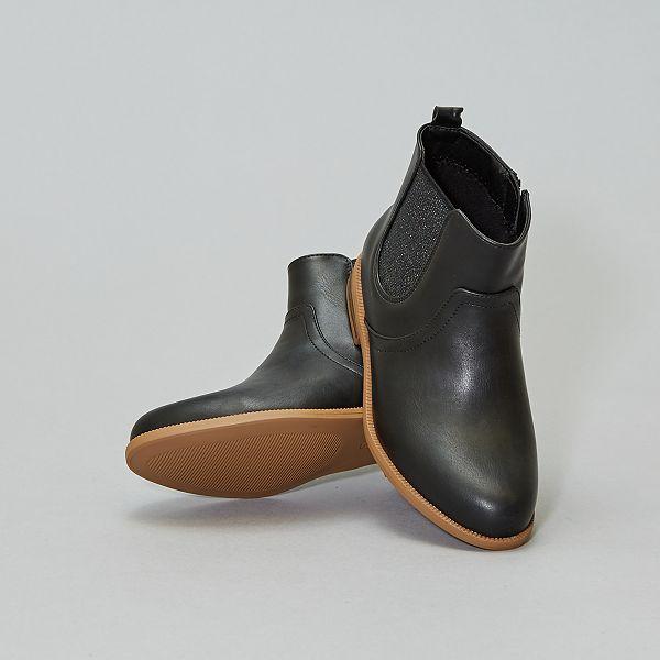 Boots brillants Boots soufflets brillants brillants Boots soufflets brillants soufflets soufflets Boots QxsdthrBC
