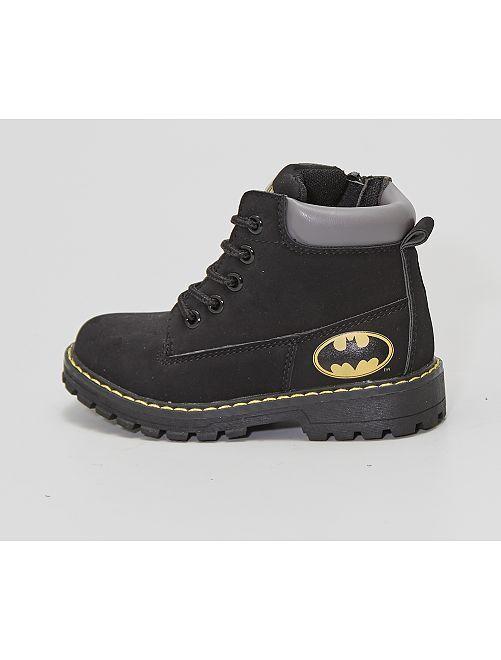 Boots style montagne 'Batman'                             noir