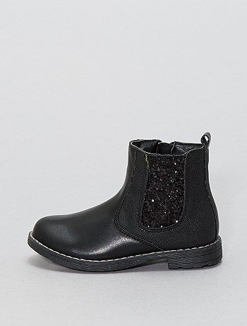 Chaussures - Boots type chelsea - Kiabi