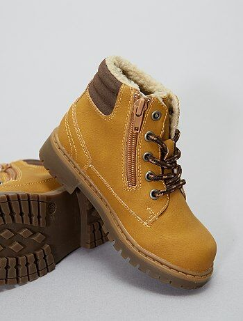 Boots type montagne - Kiabi