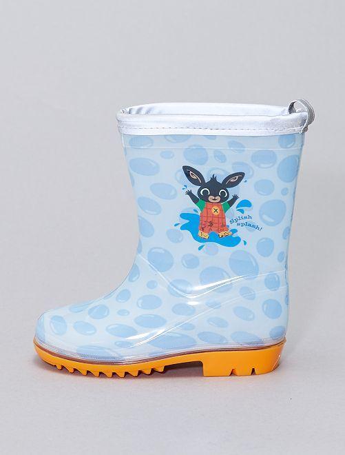 Botte de pluie 'Bing Bunny'                             bleu