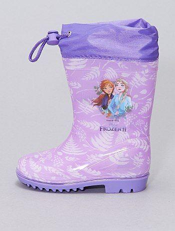 Botte de pluie 'La Reine des neiges 2' 'Disney'