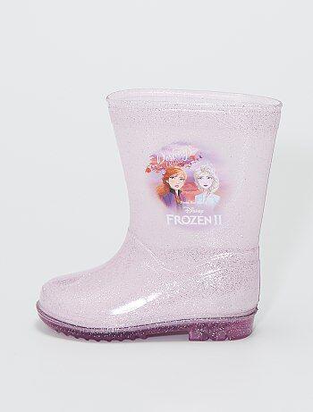 Bottes de pluie 'La Reine des neiges 2' 'Disney'