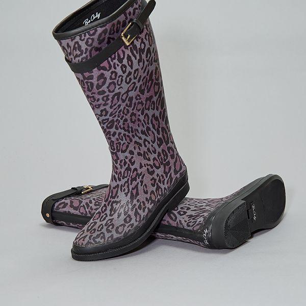 pluie de 'léopard' pluie de de Bottes pluie 'léopard' Bottes Bottes pluie de 'léopard' Bottes LUVqSpGMz