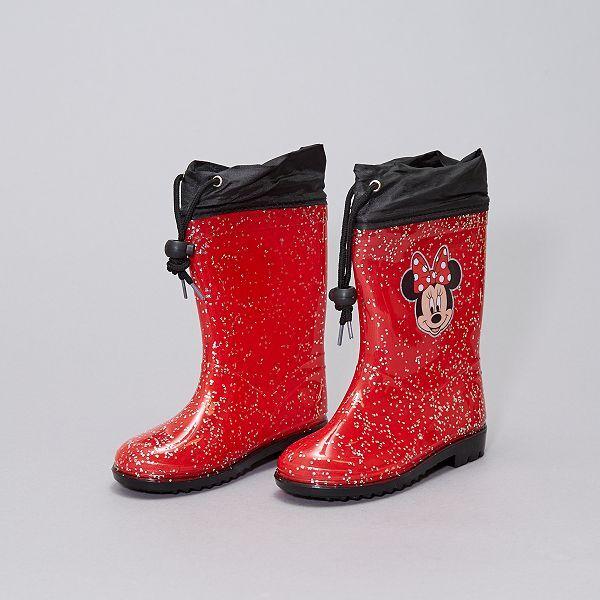Bottes de pluie 'Minnie'