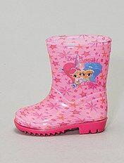 Bottes de pluie Chaussures   Kiabi