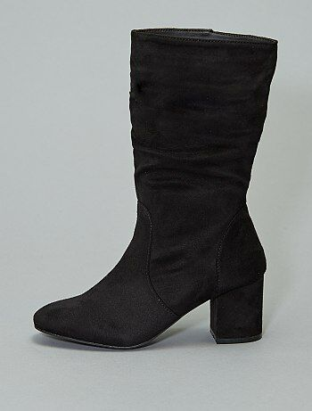 Bottines à talons