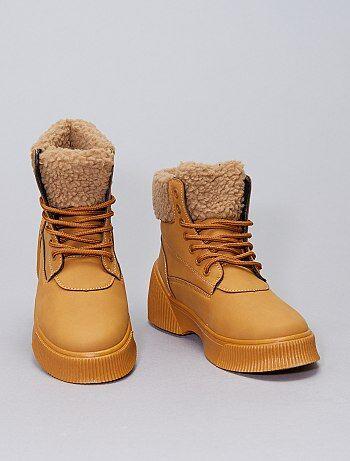 Soldes boots pour homme bottines homme pas cher Vêtements