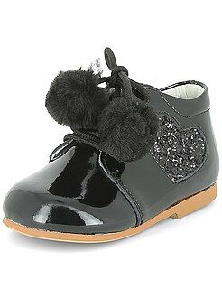 Fille 0-36 mois Bottines simili vernies