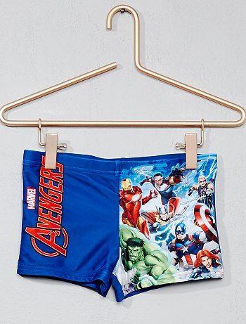 Boxer de bain 'Avengers' - Kiabi