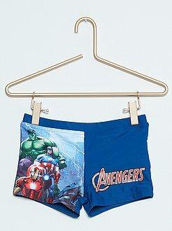 Garçon 3-12 ans Boxer de bain 'Avengers'