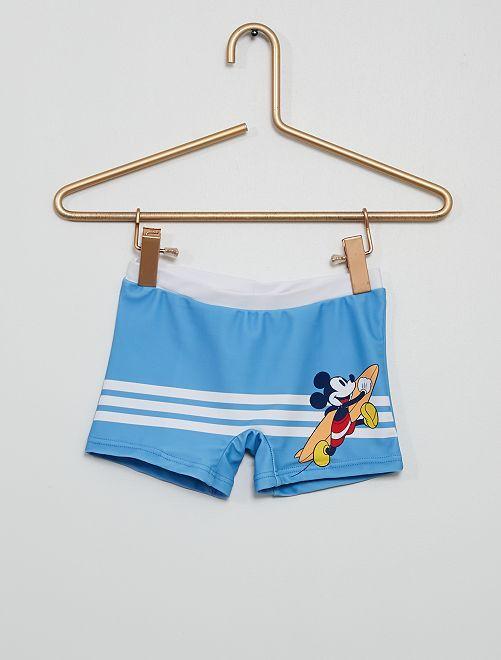 Boxer de bain 'Mickey'                                         bleu