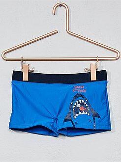 Garçon 3-12 ans - Boxer de bain requin - Kiabi