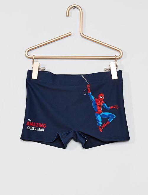 Boxer de bain stretch 'Spider-Man' 'Marvel'                             spiderman