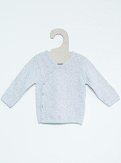 Fille 0-36 mois Brassière fine maille pur coton