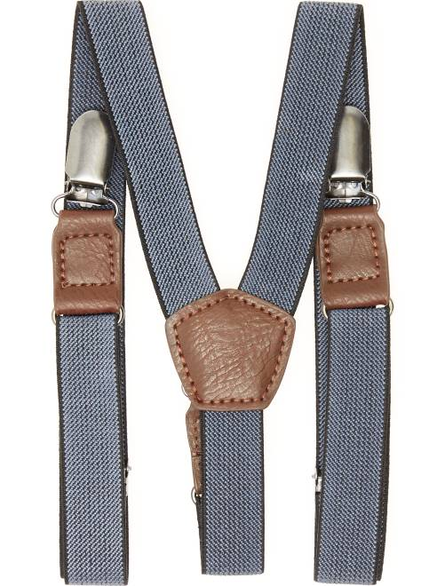 Bretelles élastiques                             bleu