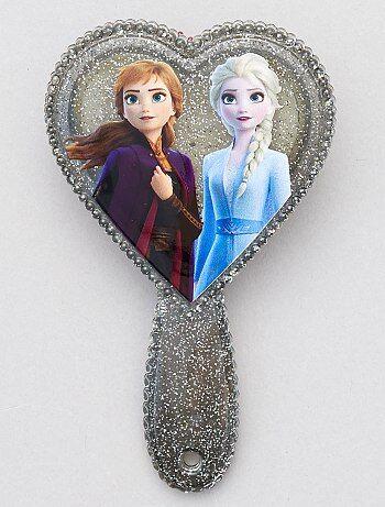 Brosse cœur 'La Reine des Neiges'