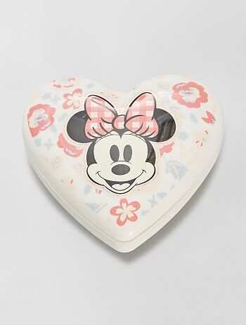 Brosse pliable cœur 'Minnie'