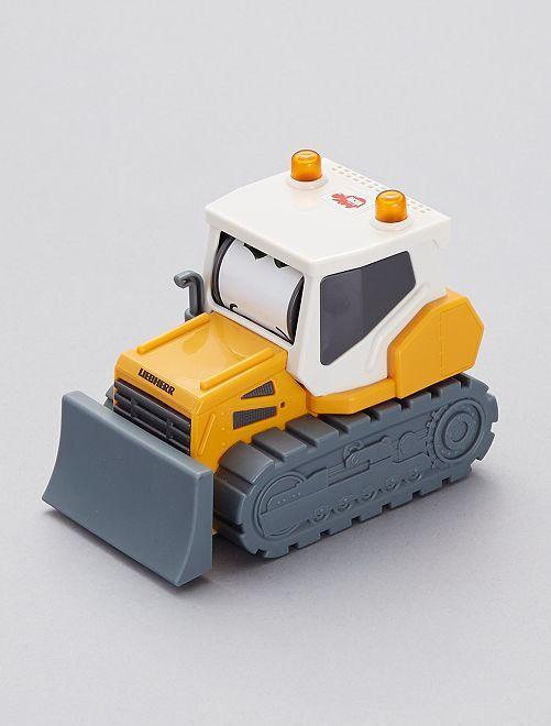 Bulldozer 'Liebherr'                                                     jaune/gris