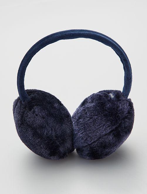 Cache-oreilles                             bleu marine
