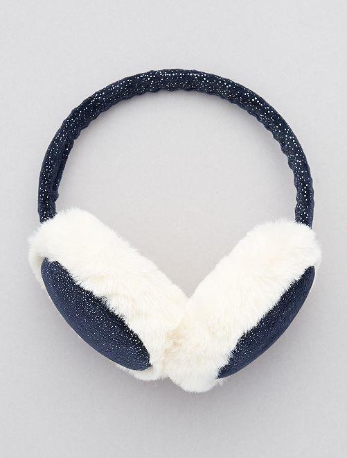 Cache-oreilles ronds                             argent