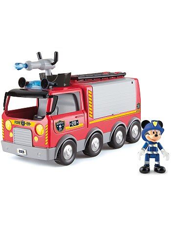 Camion de pompier 'Mickey'