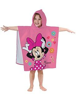 Fille 3-12 ans Cape de bain 'Minnie Mouse'