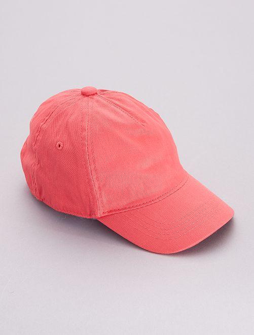 Casquette de baseball                                         rose framboise