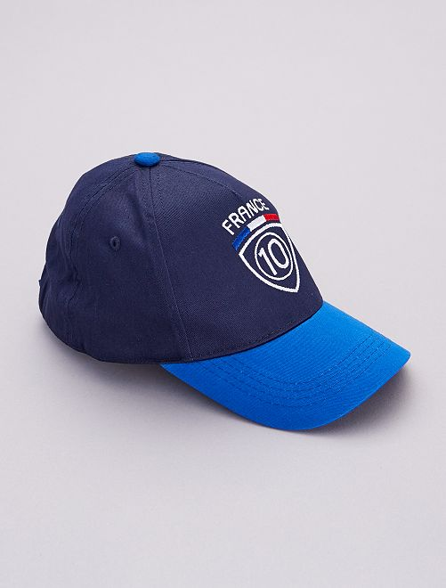 Casquette football                                         france