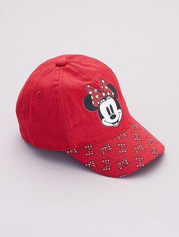 Casquette imprimée 'Minnie' de 'Disney'