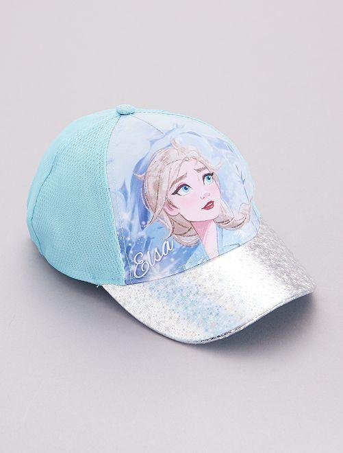 Casquette 'La Reine des neiges 2'                                         bleu
