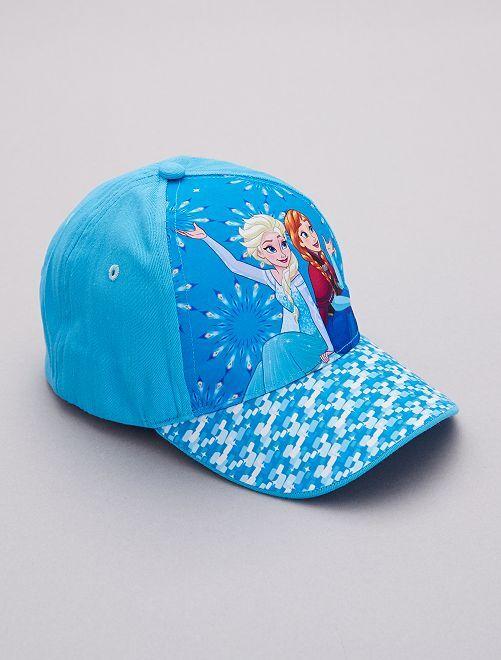 Casquette 'La Reine des Neiges' 'Disney'                             bleu