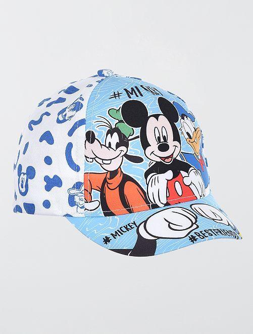 Casquette 'Mickey et ses amis'                                         blanc
