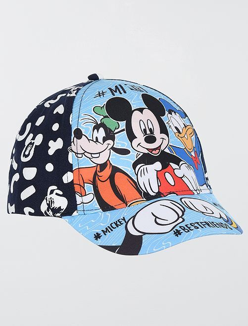 Casquette 'Mickey et ses amis'                                         bleu marine