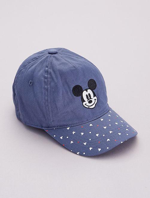 Casquette 'Mickey Mouse' de 'Disney'                             bleu