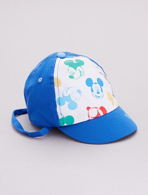 Casquette 'Mickey Mouse' 'Disney'                             bleu/blanc