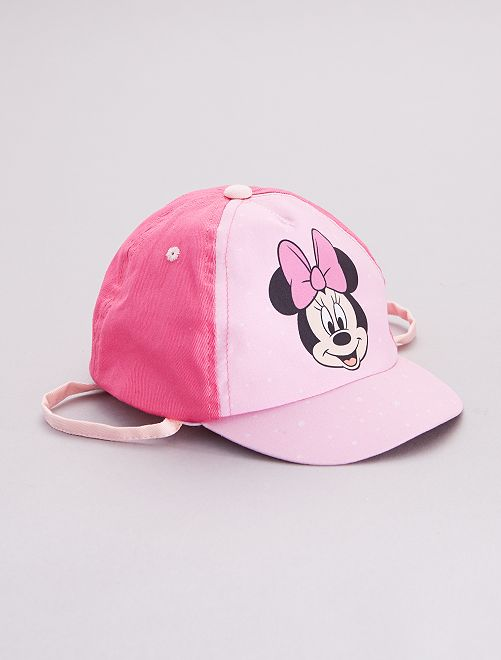 Casquette 'Minnie Mouse' 'Disney'                             rose