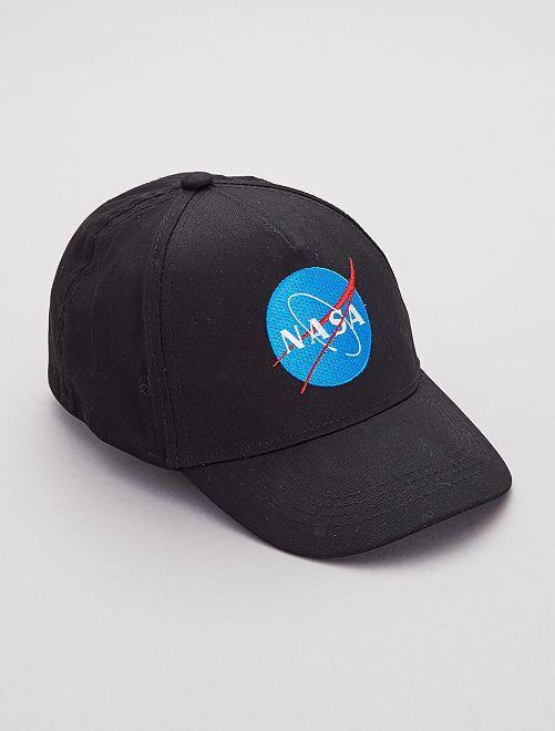 Casquette 'NASA'                             noir