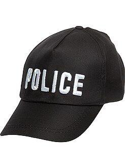 Accessoires - Casquette police - Kiabi