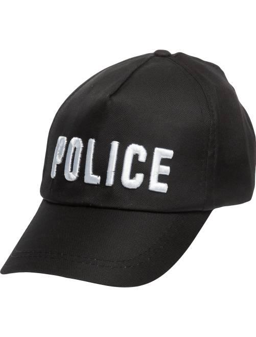 Casquette police                             noir