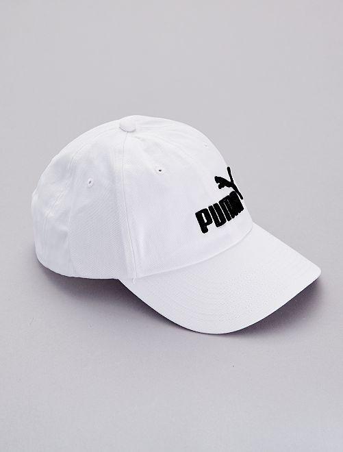 Casquette 'Puma'                                         blanc