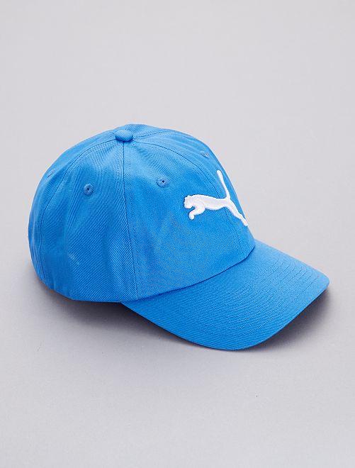 Casquette 'Puma'                                                     bleu