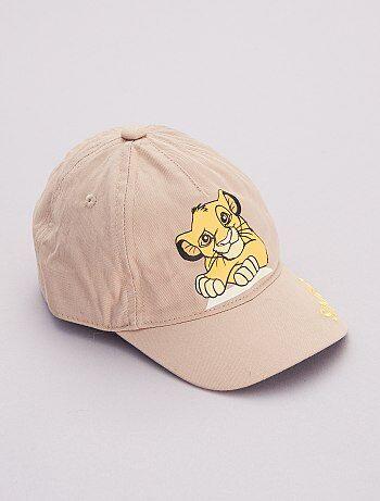 Casquette 'Simba' 'Le Roi Lion' de 'Disney'