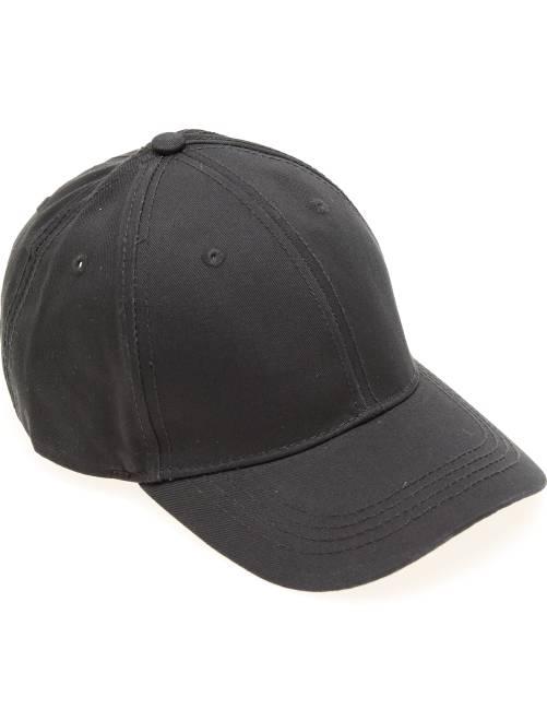 Casquette unie                                                                 noir