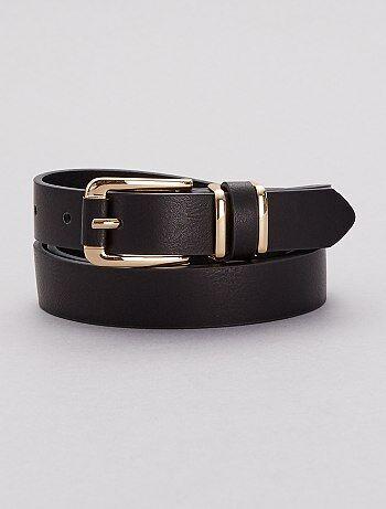 225863ea0e5b8 Soldes ceinture femme pas chère - accessoires Femme | Kiabi