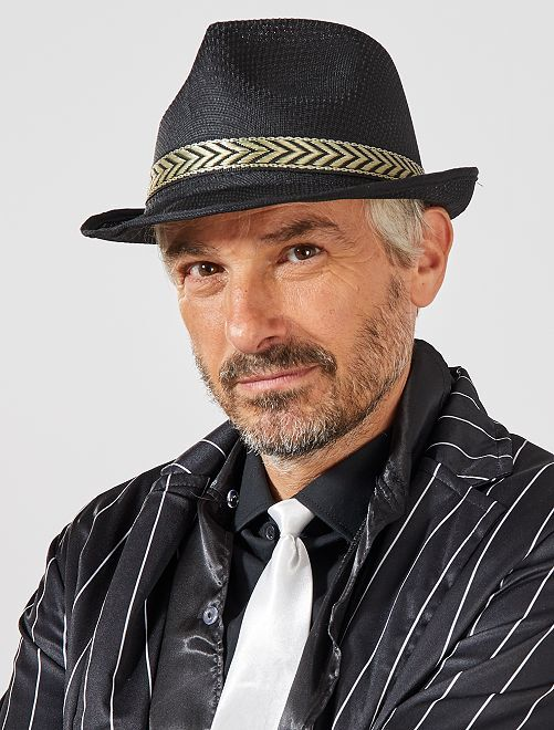 Chapeau borsalino                                                                                          noir Accessoires