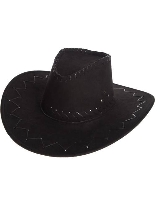 Chapeau de cow boy                                                     noir